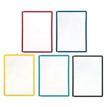 Portahojas transparentes Vario®, juego de 10