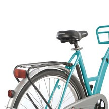 Portapacchi posteriore per biciclette Ameise®