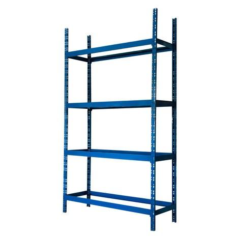 Portapneumatici, campata base, blu