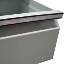 Porte-étiquette pour armoire à tiroirs légère PAVOY