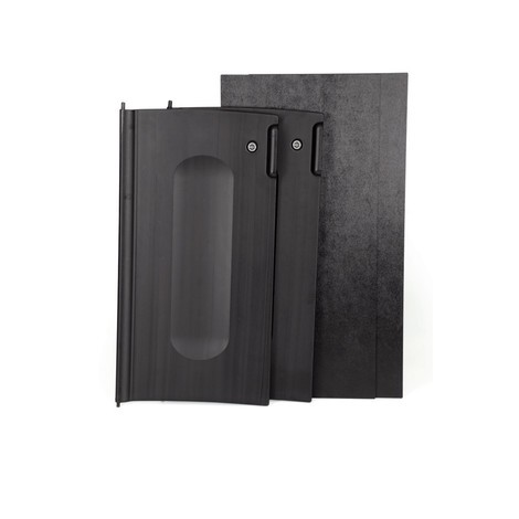 Portes verrouillables pour Chariot de nettoyage Rubbermaid®