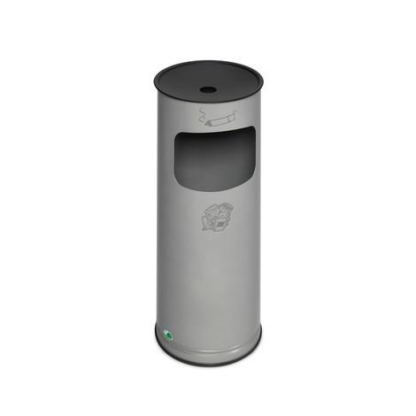 Posacenere combinato di sicurezza VAR®, 17 litri