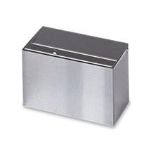 Posacenere da parete VAR®, acciaio inox