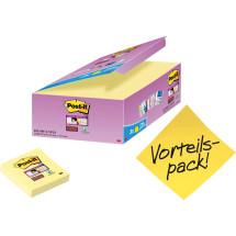 Post-it® Haftnotizen im Karton Super Sticky