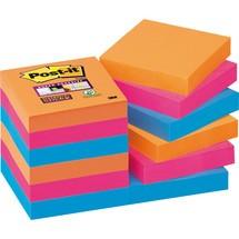 Post-it® Haftnotizen-Kollektion Super Sticky, farbig