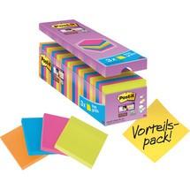 Post-it® Haftnotizen Super Sticky Promotion