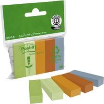 Post-it® Pagemarker aus Recycling Papier