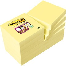 Post-it® Super Sticky Notes, gelb