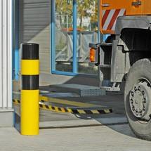 Poste de proteção contra colisão, Ø 273mm