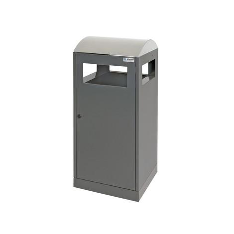 Poubelle-cendrier stumpf®