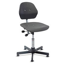 Pracovná otočná stolička Solid