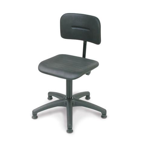 Pracovná otočná stolička Uno Polyuretán