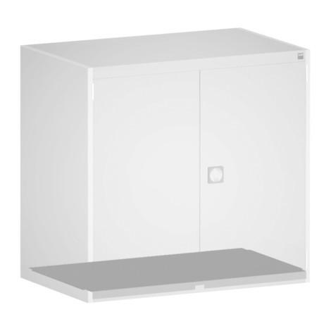 prateleira para armário de asa do sistema bott cubio