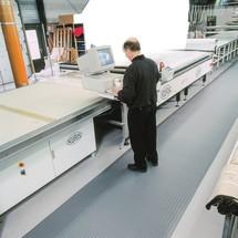 Premium anti-fatigue mat in vinyl foam