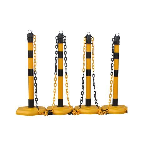 Premium chain posts set