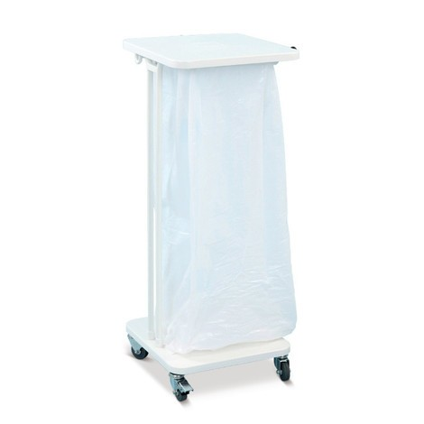 Premium rubbish bag stand