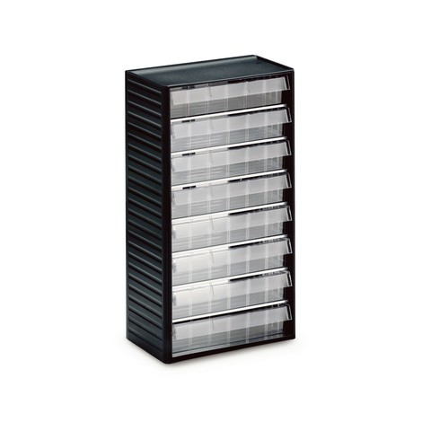 Premium small parts cabinets, height 550 mm