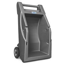 prepravný vozík vyrobený z PE