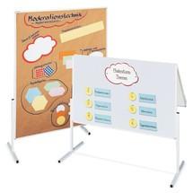 Presentatiebord, aan beide zijden karton