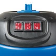 Priemyselný vysávač BASIC, mokré + suché vysávanie
