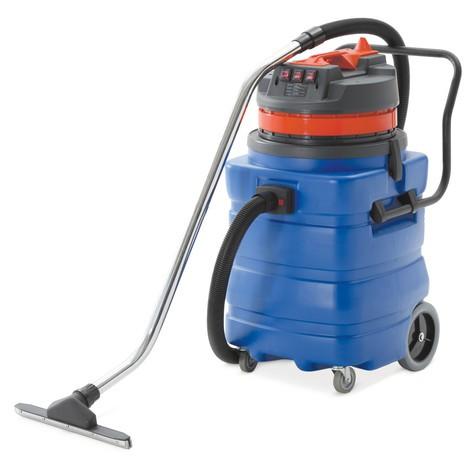 Priemyselný vysávač BASIC, vyklápacia nádoba, mokrá a suchá prevádzka, 3000 W