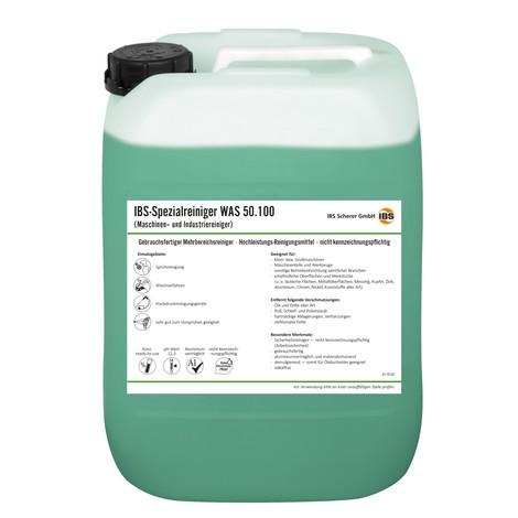 Priemyselný čistič IBS bol 50.100