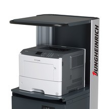 Přihrádka na tiskárnu B500 do mobilního pracoviště Jungheinrich