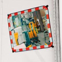 Průmyslové zrcadlo DIAMOND