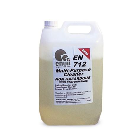 Produit de nettoyage pour le dégraissage des sols