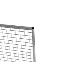 Professional add-on element for TROAX® partitioning system