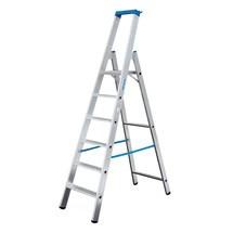 Professionele dubbele trap KRAUSE®, 1-zijdig begaanbaar