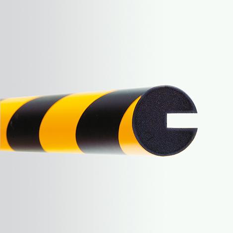 Profilschutz, Kreis, zum Aufstecken, 5 m Rolle
