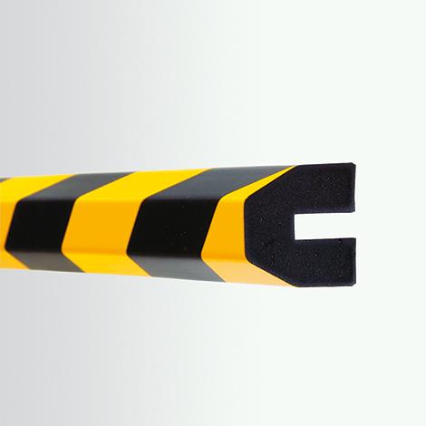 Profilschutz, Trapez, zum Aufstecken, 5 m Rolle