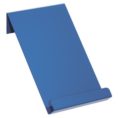 Prospekthalter DIN A4 für Schlitzplatten