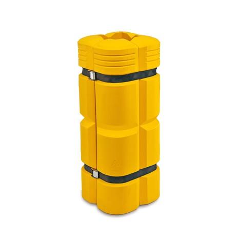 Protección de arranque del pilar, flexible