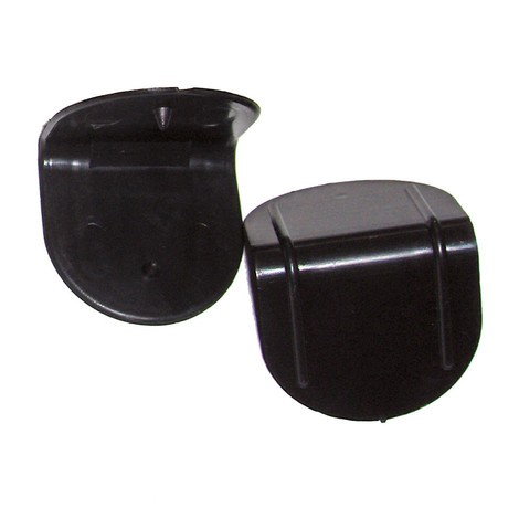 Protetor de borda em plástico, com mandril