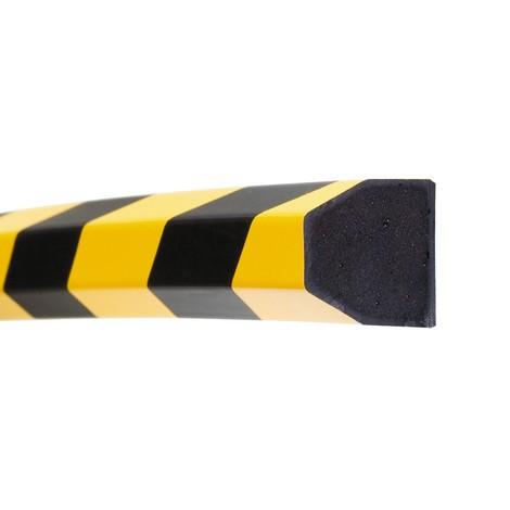 Protetor de superfície trapezoidal autocolante