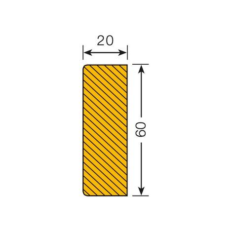 Protezione per superfici rettangolare, autoadesiva
