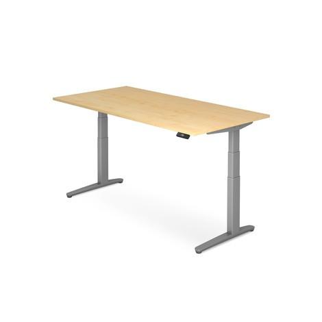 Psací stůl stlačítkem Memory, nohaC, nastavitelná výška
