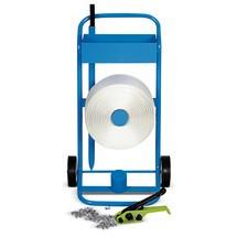Páskovacia súprava Komfort pre viazaciu pásku PET