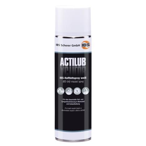 Pulverizador de grasa adhesivo pegamento ActiLub