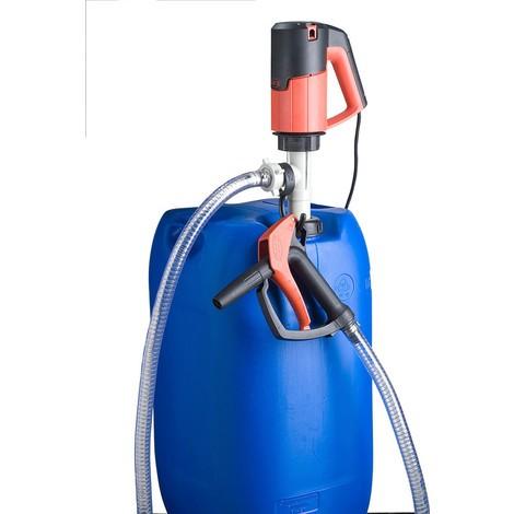 Pumpesæt til syrer og baser