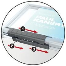 Pushbox DURABLE für Betriebsausweise