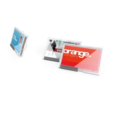 Pushbox DURABLE voor bedrijfspassen