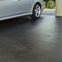 PVC podlahová dlažba, stud look