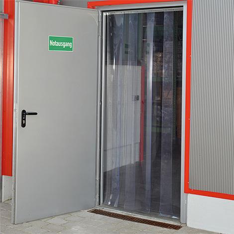 PVC-Streifenvorhang für den Innenbereich