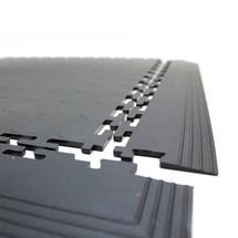 PVC-vloertegels, noppen uiterlijk