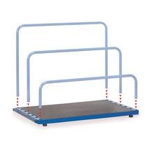 Rack à panneaux fetra® pour arceaux enfichables