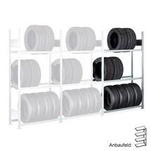 Rack para neumáticos SCHULTE, módulo adicional