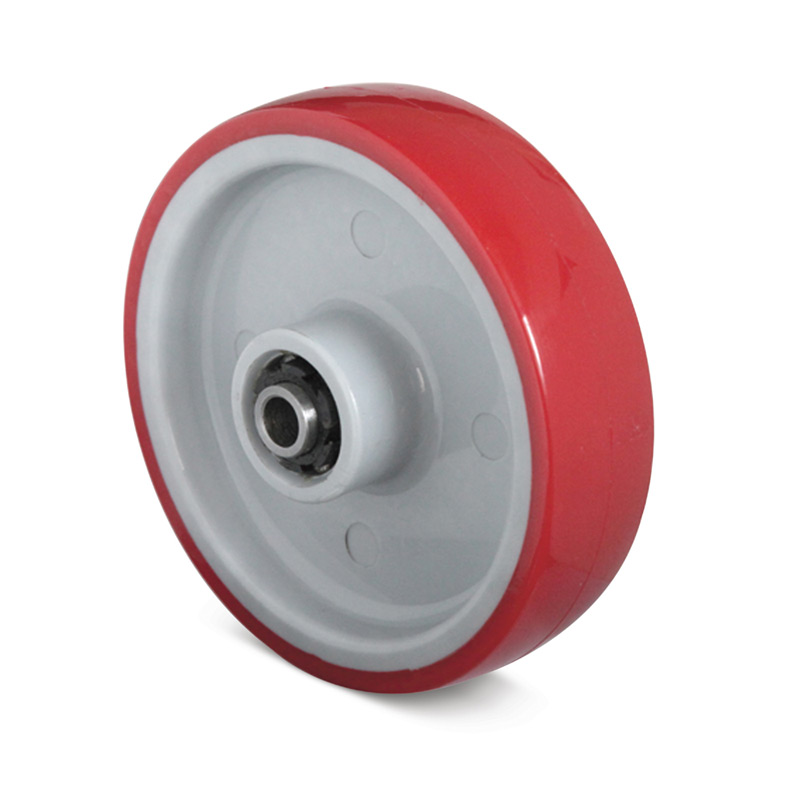 Rad Basic aus Polyurethan. Tragkraft 150 - 300 kg